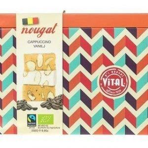 Vital Gluteeniton Luomu Nougat Lahjapakkaus Vanilja-Cappuccino