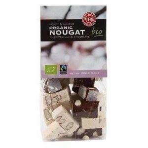 Vital Gluteeniton Luomu Nougat Vanilja-Suklaa
