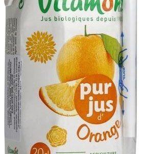 Vitamont Luomu Pillimehu Appelsiini