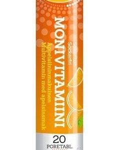 Vitaplex Appelsiini Monivitamiinipore 20 Tablettia
