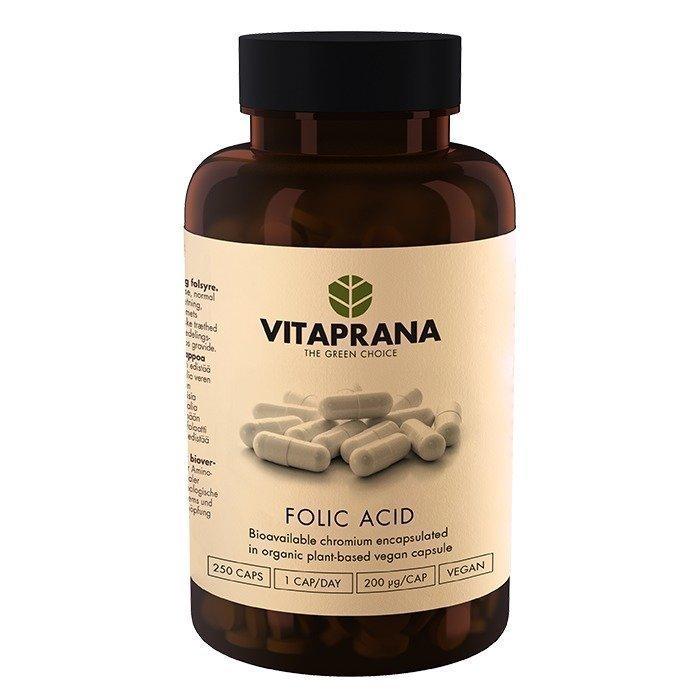 Vitaprana Folic Acid 250 caps