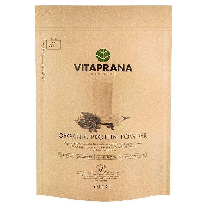 Vitaprana Organic Protein Powder 600 g Natural