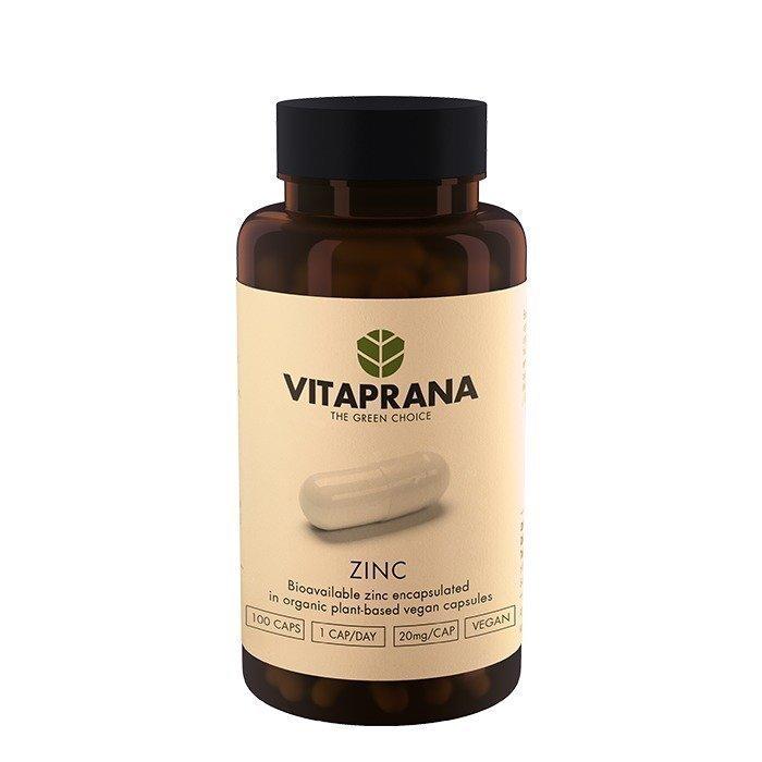 Vitaprana Zinc 20 mg 100 caps