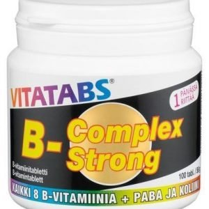 Vitatabs B-Complex Strong