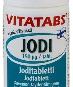 Vitatabs Jodi