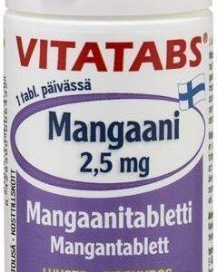 Vitatabs Mangaani