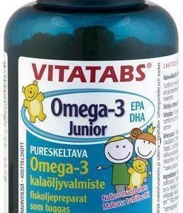 Vitatabs Omega-3 Junior