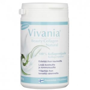 Vivania Collagen Natural 140 G 100 % Kollageenijauhe