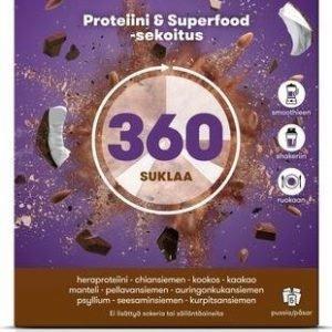 Voimaruoka 360 Wholefood Suklaa
