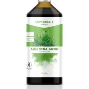 Voimaruoka Aloe Vera-Mehu