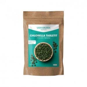 Voimaruoka Chlorella Tabletit 100 G