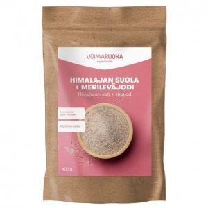 Voimaruoka Himalajan Suola + Jodi 400 G