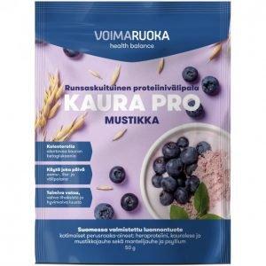 Voimaruoka Kaura Pro Mustikka 50 G