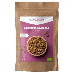 Voimaruoka Luomu Mulperi-Marjat 150 G