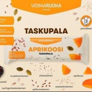 Voimaruoka Taskupala Aprikoosi 3-Pack