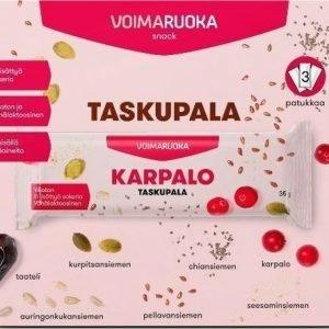Voimaruoka Taskupala Karpalo 3-Pack
