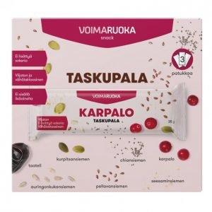 Voimaruoka Taskupala Karpalo 3 X 35 G