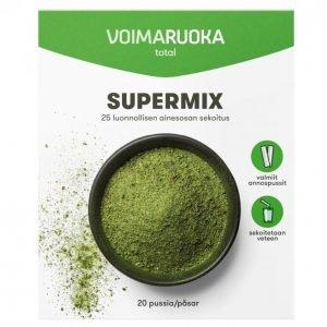 Voimaruoka Total 25 Supermix 20 Kpl 120 G