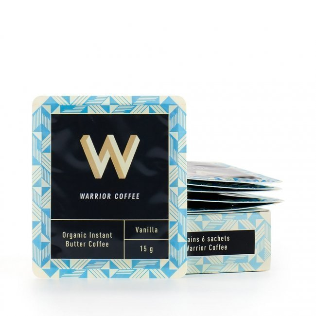 Warrior Coffee Warrior Coffee vanilla
