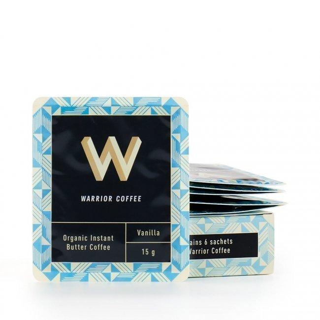 Warrior Coffee Warrior Coffee vanilla