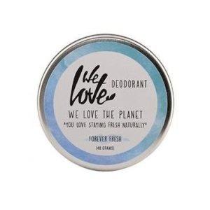 We Love The Planet Deodorantti Forever Fresh