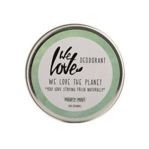 We Love The Planet Deodorantti Mighty Mint