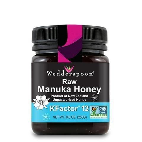 Wedderspoon Manuka-Hunaja Kf12
