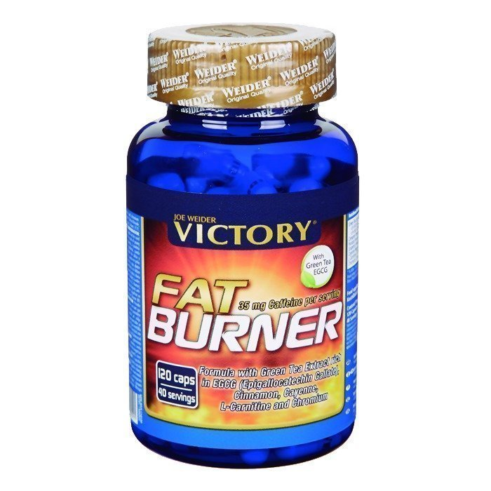Weider Fat Burner 120 caps