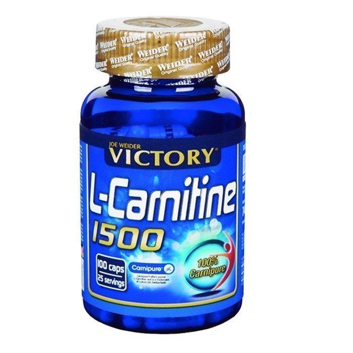 Weider L-Carnitine 1500 100 caps