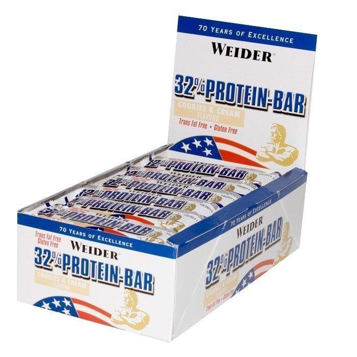 Weider Protein Bar 60 g 24 kp