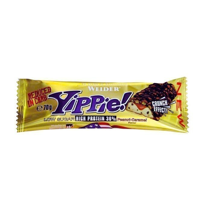 Weider Yippie! Bar 45 g Cookies Double Chocolate