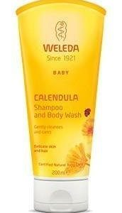 Weleda Calendula Shampoo & Suihkugeeli