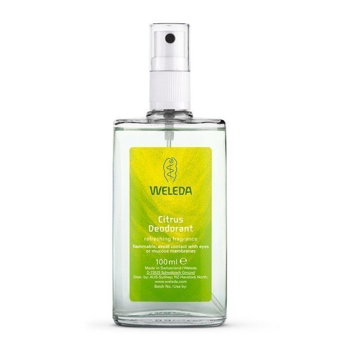 Weleda Citrus Deodorantti 100 ml