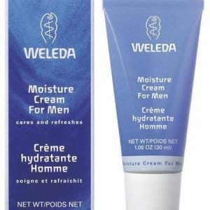 Weleda For Men Kosteusvoide