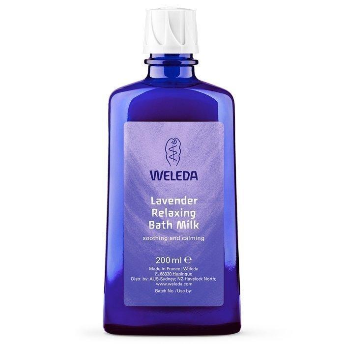 Weleda Lavender Relaxing Bath 200 ml