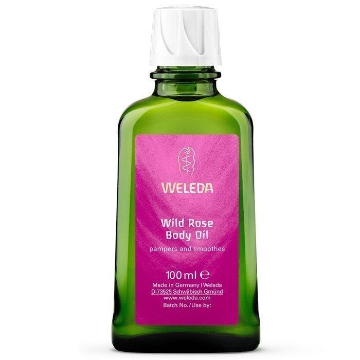 Weleda Villiruusu Ihoöljy 100 ml