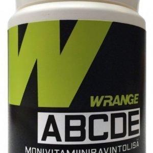 Wrange & Prime Wrange ABCDE-100 -monivitamiini