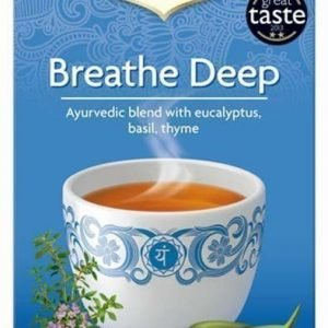 Yogi Tea Breathe Deep tee