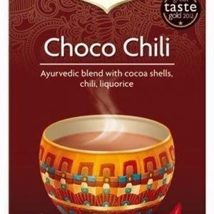 Yogi Tea Choko-Chili tee
