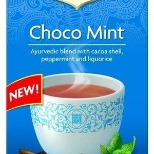 Yogi Tea Choko Mint tee