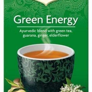 Yogi Tea Green Energy tee