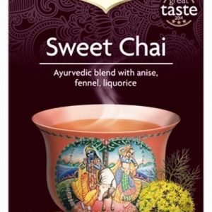 Yogi Tea Sweet Chai tee