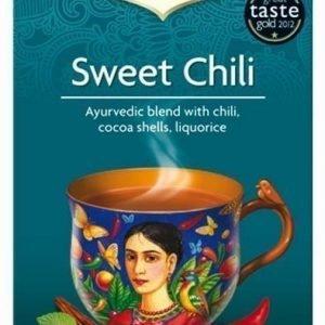 Yogi Tea Sweet Chili tee