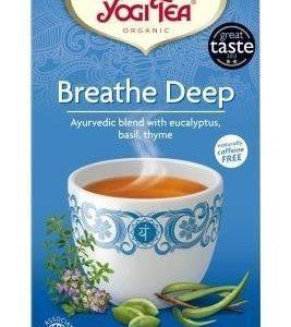Yogitea Luomu Breath Deep Tee