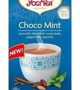 Yogitea Luomu Choco Mint Tee