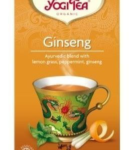 Yogitea Luomu Ginseng Tee