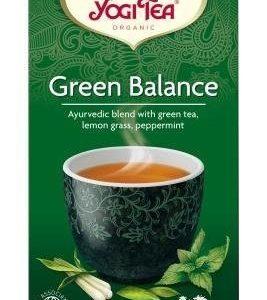 Yogitea Luomu Green Balance Tee
