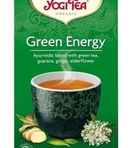Yogitea Luomu Green Energy Tee