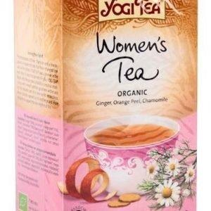 Yogitea Luomu Naisten Tee