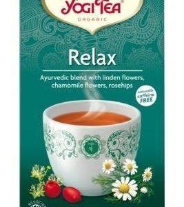 Yogitea Luomu Relax Tee